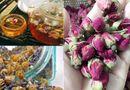 Quyền lợi tiêu dùng - Trà hoa khô nhập nhèm nguồn gốc, khó kiểm soát chất lượng