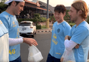 """Tin tức - Video: Xuân Trường tự tin """"chém"""" tiếng Anh với đồng đội mới sau khi ra mắt ở Thái Lan"""