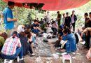 """Pháp luật - Hà Tĩnh: Triệt phá sới bạc """"khủng"""" trên núi, thu giữ hơn 200 triệu đồng"""