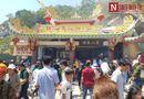 Tin tức - Dòng người đông đúc đổ về viếng lễ chùa Bà Đen ở Tây Ninh