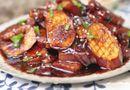 Tin tức - Món ngon mỗi ngày: Thịt lợn kho nấm đùi gà ngon không tưởng