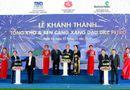 Thị trường - Lễ khánh thành Tổng kho và bến cảng xăng dầu DKC Petro do Vietcombank tài trợ vốn