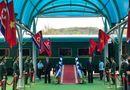 Tin trong nước - Đoàn tàu hỏa đặc biệt đã vào ga Đồng Đăng, sẵn sàng đưa ông Kim Jong-un về nước