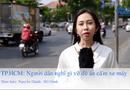 Tin tức - Clip: Đề án hạn chế xe cá nhân, người dân ủng hộ?