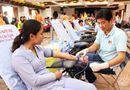 Y tế - TP HCM: Hơn 700 người tham gia hiến máu nhân đạo