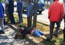 Tin trong nước - Va chạm với xe máy cùng chiều, nam thanh niên lái mô tô văng vào lề đường tử vong tại chỗ