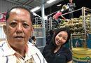 """Tin tức - """"Ông trùm"""" sầu riêng Thái Lan treo thưởng 7 tỷ đồng cho chàng trai may mắn cưới được con gái út"""