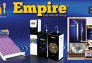 Cần biết - Máy nước nóng năng lượng mặt trời Empire