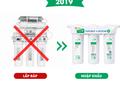 """Cần biết - Người tiêu dùng Việt """"tò mò"""" về model thay thế máy lọc nước Geyser liên doanh"""