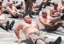 Tin thế giới - Cảnh sát Thái Lan bị gửi đi trại giảm béo vì