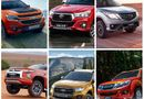 """Ôtô - Xe máy - Phân khúc xe bán tải tháng 2/2019: Isuzu D-Max """"đội sổ"""" vì tiêu thụ được 6 chiếc"""