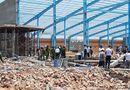 Tin trong nước - Danh tính 5 người tử vong vụ sập tường công trình ở Vĩnh Long