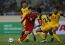 """Bóng đá - U23 Việt Nam 6-0 U23 Brunei: """"Cơn mưa"""" bàn thắng trên sân Mỹ Đình"""