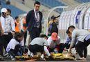 Video - Video: Pha va chạm kinh hoàng với hậu vệ U23 Thái Lan khiến cầu thủ U23 Brunei gãy cổ