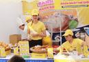 Thực phẩm - Công ty CP Sakuko Việt Nam bày bán bánh Beard Papa's có đảm bảo vệ sinh ATTP?