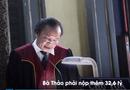 """Video - Video: Chủ tọa đọc nhầm án phí từ 8 thành 80 tỷ vụ ly hôn của vợ chồng """"Vua cà phê"""" Trung Nguyên"""