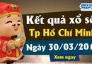 Kinh doanh - Kết quả xổ số TP.Hồ Chí Minh ngày 30/3/2019