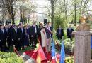 Tin trong nước - Chủ tịch Quốc hội Nguyễn Thị Kim Ngân đặt hoa tại Tượng đài Chủ tịch Hồ Chí Minh ở thành phố Montreuil, Pháp