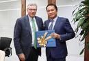 Cần biết - Techcombank là một trong những đối tác quan trọng nhất của Visa tại Việt Nam