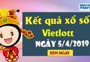 Kinh doanh - Kết quả xổ số Vietlott hôm nay, thứ 6 ngày 5/4/2019