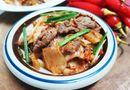 """Ăn - Chơi - Món ngon mỗi ngày: Thịt lợn xào kim chi ngon """"miễn bàn"""""""