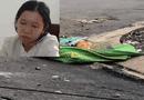 Tin trong nước - Vụ thi thể cụ bà cuốn chiếu ở bãi rác: Bất ngờ lời khai người con gái nuôi