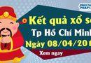 Kinh doanh - Kết quả xổ số TP. Hồ Chí Minh ngày 8/4/2019