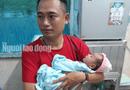 Tin trong nước - Nghe tiếng khóc trong nghĩa địa, phát hiện bé trai sơ sinh bị bỏ rơi