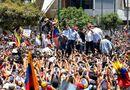 Tin thế giới - Căng thẳng tại Venezuela dâng cao: Hàng chục nghìn người xuống đường biểu tình