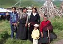 """Tin thế giới - """"Chìa khóa hạnh phúc"""" của gia đình bốn thế hệ ở Tây Tạng"""