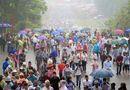 Tin trong nước - Dự báo thời tiết dịp Giỗ Tổ Hùng Vương: Miền Bắc mưa dông, Nam Bộ nắng nóng