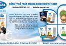 """Kinh doanh - Công ty Macca Nutrition triển khai chương trình khuyến mại """"Quà tặng trao tay - Thay lời cảm ơn"""""""