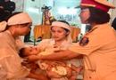 Tin trong nước - Vụ đâm chết người vì nhắc vượt đèn: Con trai nạn nhân được CSGT Quảng Trị đỡ đầu