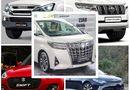 """Kinh doanh - Toyota Alphard dẫn đầu top 10 mẫu xe bán """"ế ẩm"""" tháng 3/2019"""