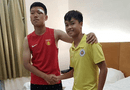Bóng đá - Đội trưởng U17 Hà Nội tới tận phòng xin lỗi cầu thủ Trung Quốc sau pha đấm vào mặt