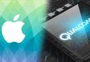 """Kinh doanh - Sau chuỗi ngày kiện tụng kéo dài, Apple và Qualcomm bất ngờ """"đình chiến"""" trên toàn cầu"""