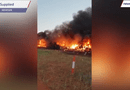 Tin thế giới - Bulgaria: Máy bay rơi khiến cả hành khách và phi công thiệt mạng