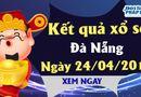 Kinh doanh - Trực tiếp kết quả Xổ số Đà Nẵng thứ 4 ngày 24/4/2019