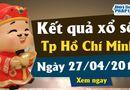 Kinh doanh - Kết quả xổ số TP.Hồ Chí Minh ngày 27/4/2019