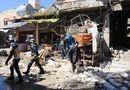 Tin thế giới - Tình hình Syria mới nhất ngày 23/4: Quân đội chính phủ pháo kích dồn dập