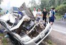 Tin trong nước - Nghệ An: Va chạm kinh hoàng trên quốc lộ 48, tài xế tử vong tại chỗ