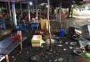 Tin trong nước - Long An: Chặt chém còn đánh khách hàng chảy máu, quán nước bị đập phá