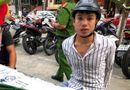 Tin trong nước - Nam thanh niên phê ma túy lao thẳng xe vào lực lượng 911 ở Đà Nẵng