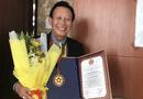Cần biết - NSƯT Thế Hiển bất ngờ nhận kỉ lục Guinness Việt Nam