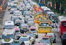 Hơn 400 xe rước hoa, tắm Phật mừng Đại lễ Phật đản Vesak 2019