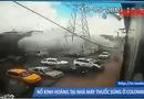 Video-Hot - Video: Nổ kinh hoàng tại nhà máy thuốc súng, hơn 30 người thương vong ở Colombia