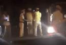 """Tin trong nước - Làm rõ vụ người đàn ông say xỉn tự xưng """"thiếu tá quân đội"""" cản trở đội CSGT làm nhiệm vụ"""