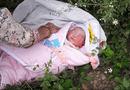 Tin trong nước - Phát hiện bé gái 2 ngày tuổi bị bỏ rơi trong rừng ở Sơn La