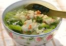 Ăn - Chơi - Món ngon mỗi ngày: Canh bầu nấu tôm thanh mát cho bữa trưa ngày nắng