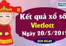 Kinh doanh - Kết quả xổ số Vietlott hôm nay 20/5/2019
